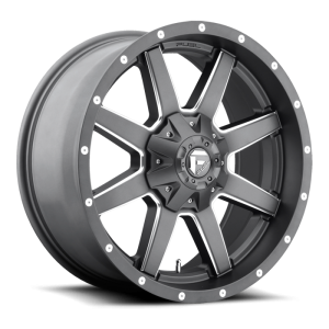 Fuel Wheels D542 Maverick GunMetal Matte (D542)