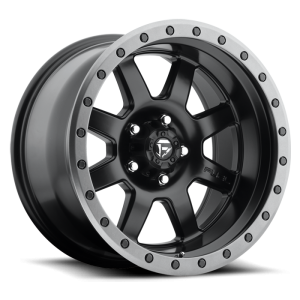 Fuel Wheels D551 Trophy Black Matte (D551)