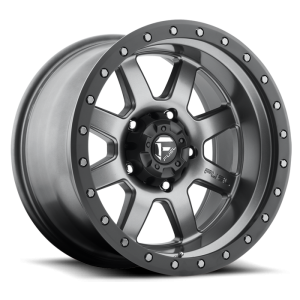 Fuel Wheels D552 Trophy GunMetal Matte (D552)