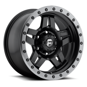 Fuel Wheels D557 Anza Black Matte (D557)