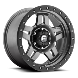 Fuel Wheels D558 Anza GunMetal Matte (D558)