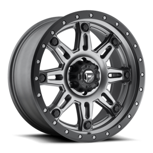 Fuel Wheels D568 Hostage III GunMetal Matte (D568)