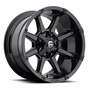 Fuel Wheels D575 Coupler Black Gloss (D575)