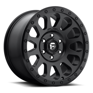 Fuel Wheels D579 Vector Black Matte (D579)