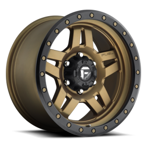 Fuel Wheels D583 Anza Bronze (D583)