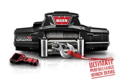 Warn ZEON 10 Platinum Winch (92810)
