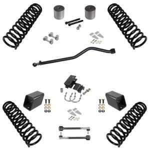 Synergy Jeep JK Stage 1 Suspension System, 2 Lift (SYN-STG12IN)