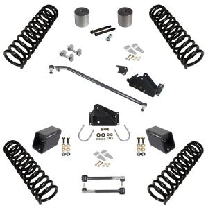 Synergy Jeep JK Stage 1.5 Suspension System, 3 Lift (SYN-STG15-3IN)