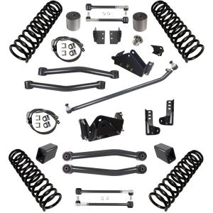 Synergy Jeep JK Stage 2 Suspension System, 3 Lift (SYN-STG2-3IN)