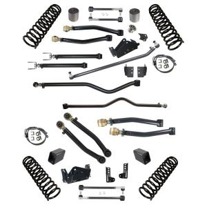 Synergy Jeep JK Stage 3 Suspension System, 4/4.5 Lift (SYN-STG3-4IN)