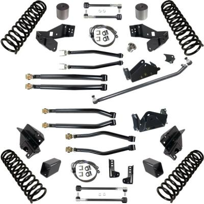 Synergy Jeep JK Stage 4 Long Arm Suspension System, 3 Lift (SYN-STG4-3IN)