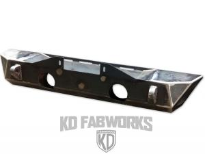 KD Fabworks 07+ JK Front Rock Crawler Bumper (JK-F0716)