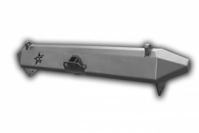 Crawler Conceptz Skinny Series Rear Bumper with Hitch & Tabs (sb-rb-001)