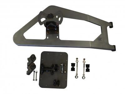 Crawler Conceptz Ultra Series JK Body Mounted Tire Carrier (usbtc)