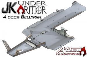 Artec Industries JK Under Armor 4 Door Bellypan Kit (ARTJKUABK)