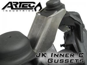 Artec Industries JK Inner C Gussets (JK4405)