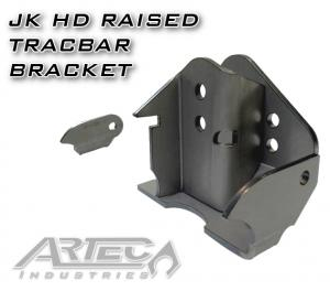 rtec Industries JK Heavy Duty Raised Tracbar Bracket (JK4406)