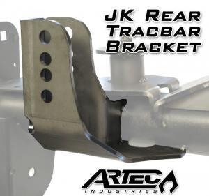 Artec Industries JK Rear Tracbar Bracket (JK4426)