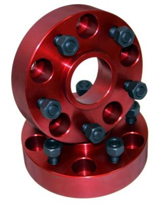 Alloy USA 07-16 Jeep Wrangler JK 1.5in Wheel Spacers (11300)