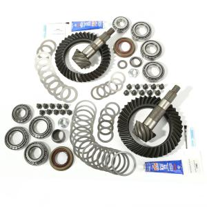 Alloy USA 07-16 JK Ring and Pinion Kit 4.56 Ratio for Dana 44/44 (360010)