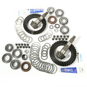 Alloy USA 07-16 JK Ring and Pinion Kit 4.56 Ratio for Dana 44/44 (360010)