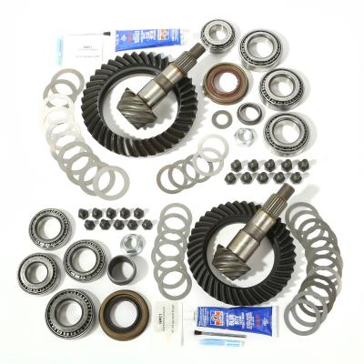 Alloy USA 07-16 JK Ring and Pinion Kit 4.56 Ratio for Dana 30/44 (360009)