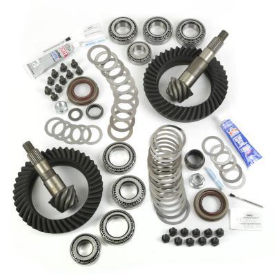 Alloy USA 07-16 JK Ring and Pinion Kit 5.38 Ratio for Dana 44/44 (360008)