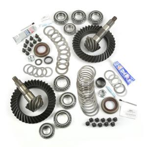 Alloy USA 07-16 JK Ring and Pinion Kit 4.10 Ratio for Dana 44/44 (360005)