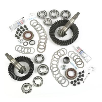 Alloy USA 07-16 JK Ring and Pinion Kit 5.13 Ratio for Dana 30/44 (360004)