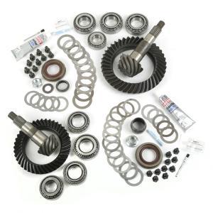 Alloy USA 07-16 JK Ring and Pinion Kit 4.10 Ratio for Dana 30/44 (360002)