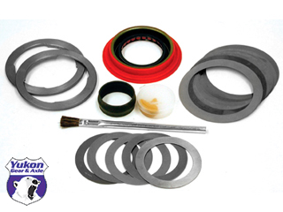 Yukon Gear 07+ JK Rubicon Rear Minor Install Kit for Dana 44 Reverse Rotation Differential (MK D44-JK-RUB)