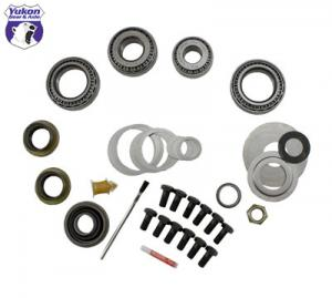 Yukon Gear 07+ JK Rubicon Front Master Overhaul Kit for Dana 44 Reverse Rotation Differential (YK D44-JK-REV-RUB)