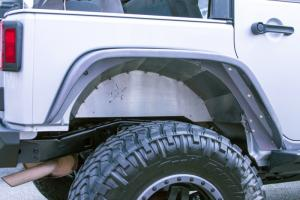 Crawler Conceptz Ultimate Series JK Aluminum Rear Inner Fender Kit (ULT-RLN-001)