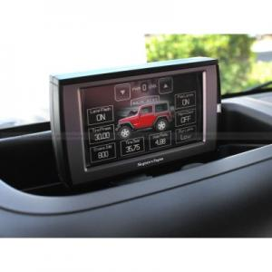 aFe Power Scorcher 4.3 Touchscreen Tuner 07-14 JK V6-3.6L/3.8L (77-46202)