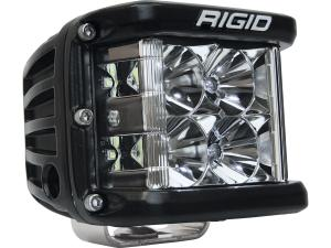 Rigid Industries D-SS Black Finish Single LED Light
