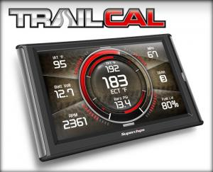 Superchips jk 2015+ TrailCal 41051 Tuner/Monitor (41051)