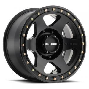 Method Con 6 Matte Black (MR310)