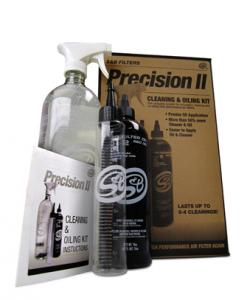 S&B Precision II: Cleaning & Oil Kit (Red) (88-0008)