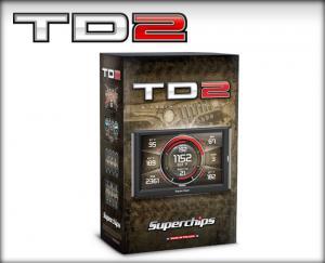 Superchips TrailDash2 2003-2014 Jeep Wrangler JK (42050)