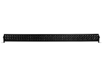 Rigid 40 E-Series LED Light Bar Midnight Edition (140212BLK)