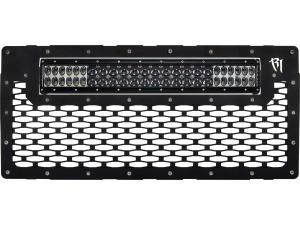 Rigid 2007-2015 Jeep JK/Wrangler Grille 20 E-Series (40591)