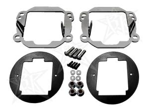 Rigid 2007-2015 Jeep JK Fog Light Kit (40138)