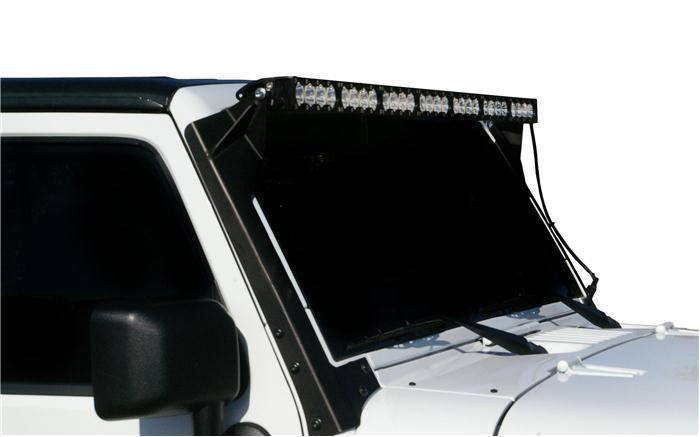 Baja Designs Oem Onx6 50 Jeep Jk Light Bar Kit