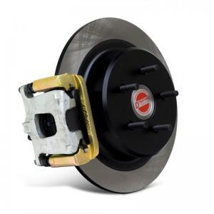 Dynatrac ProGrip™ Brake System for Jeep Wrangler JK (JK44-2X1125-A)