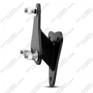 MBRP 07-16 Jeep JK Spare Tire Relocate Bracket (130718)