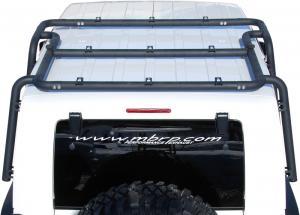 MBRP 07-10 Jeep JK Roof Rack System (4 door) (130717)