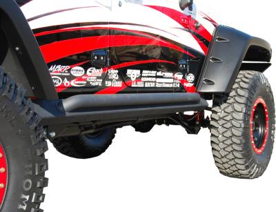 MBRP 07-16 Jeep JK Rock Rail Kit (4 door) (130714)