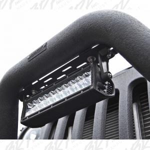 Mbrp 07 14 jeep jk jeep light bar bracket assembly mozeypictures Images