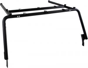 MBRP 07-16 Jeep JK Front Roof Rack Extension (4 Door) (130934)