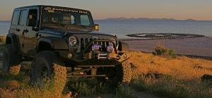 Expedition One Jeep JK Trail Series Full Width Front Bumper (JK_FB100)